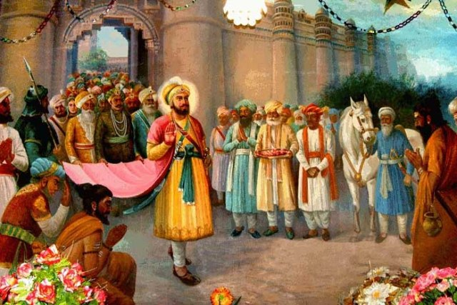 release-of-the-sixth-guru-of-sikhs-and-52-princes