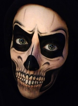 Day of the Dead Makeup Ideas 7
