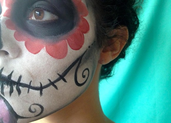 Day of the Dead Makeup Ideas 49