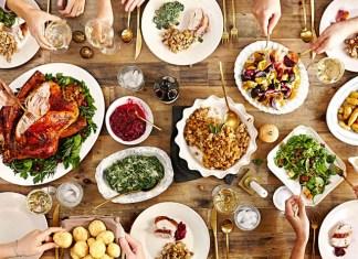 Thanksgiving Foods