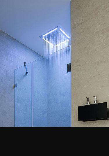 Fixed Shower Heads Wall Amp Ceiling Mounted Livinghouse