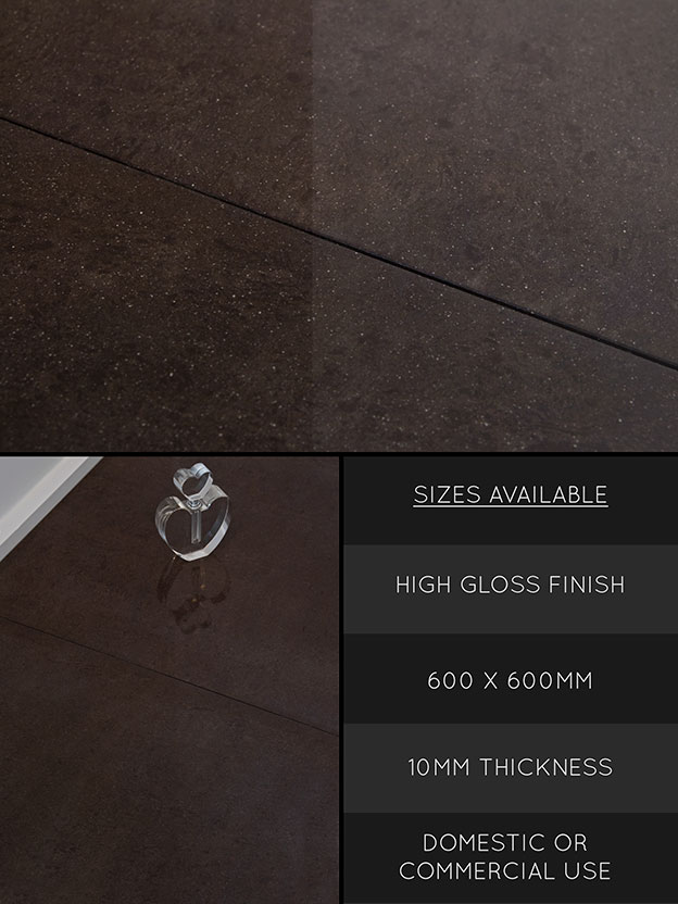 suppliers of porcelain tile floors in chocolate brown