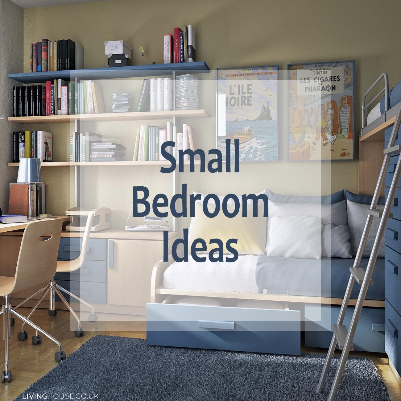 Small Bedroom Ideas - LivinghouseLivinghouse on Small Bathroom Ideas Uk id=14609