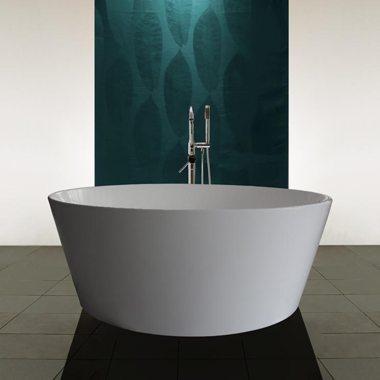 Circulo Luxury Round Bath Circular Deep Soaking Bath