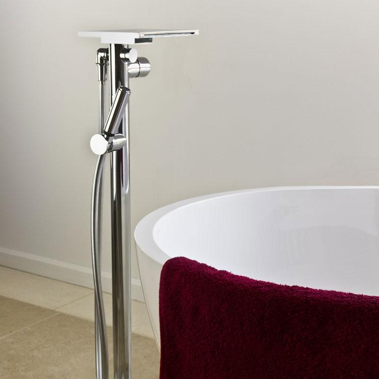Waterblade Bath Filler Free Standing Livinghouse