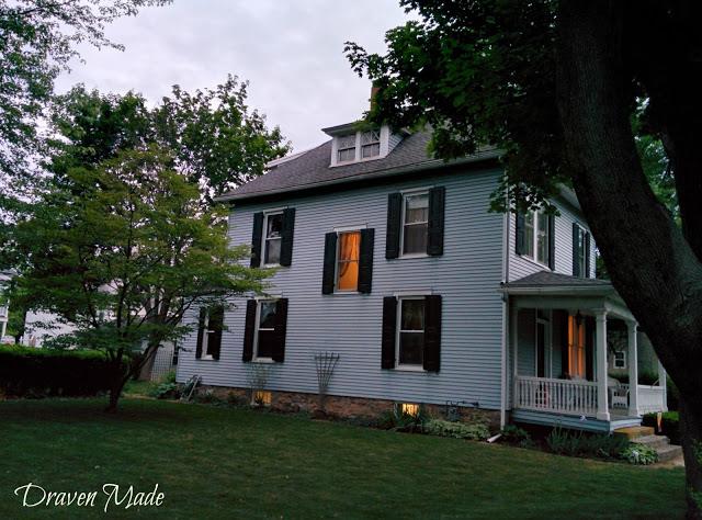 house exterior tour victorian foursquare