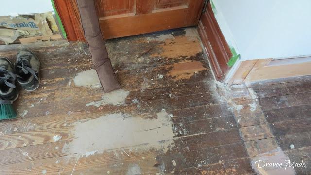 floor sanding nightmare