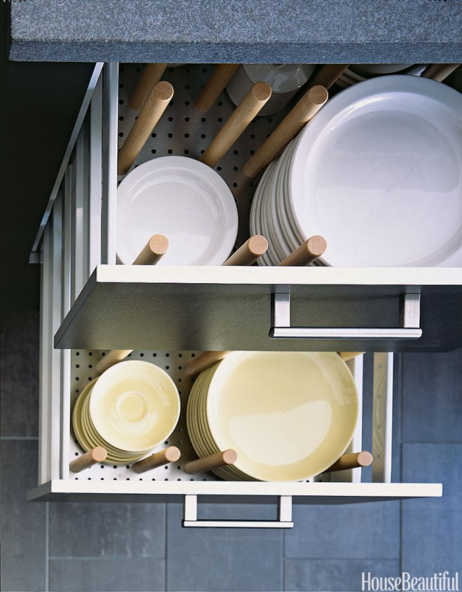 crockery drawer