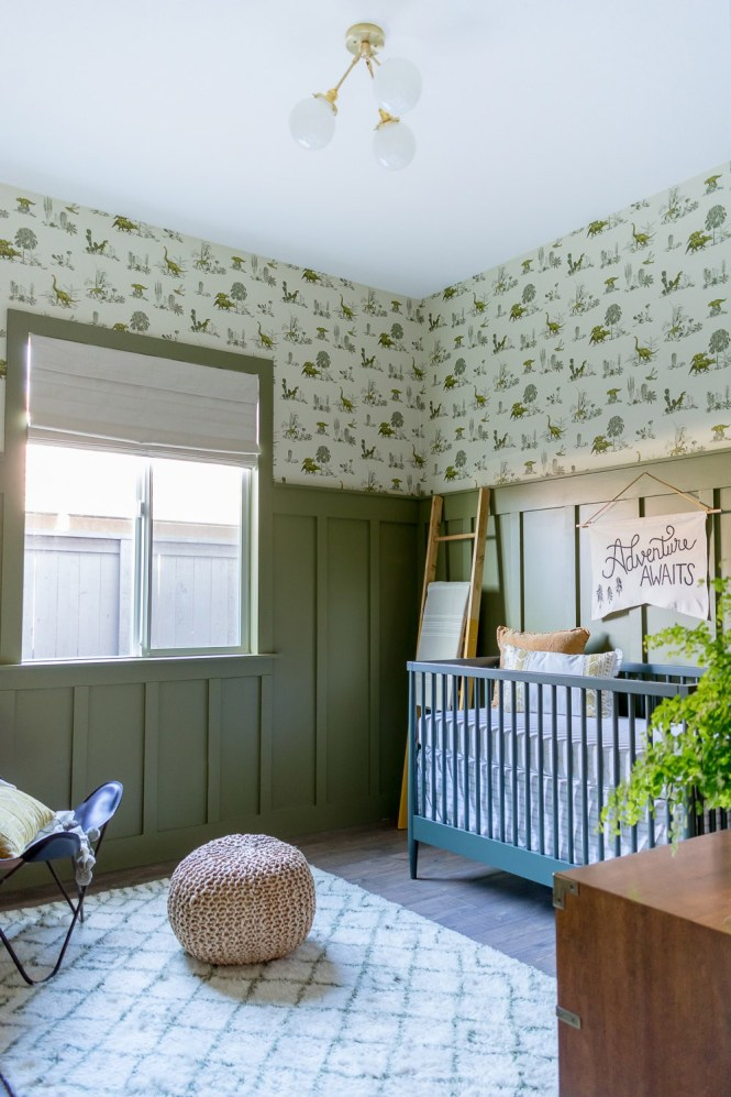 beebout design one room challenge fall 2017 baby boy nursery