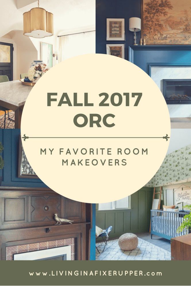 ORC Fall 2017 Best of the Best Room Makeovers