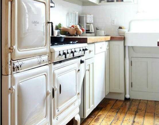 kitchen antique stove