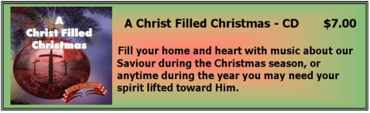 A Christ Filled Christmas - CD