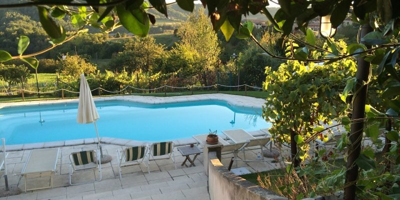 Choosing a Swimming Pool for Your Italian Home