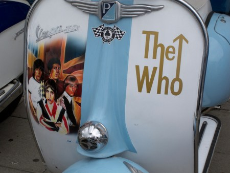 The Who Vespa by Tonygc, on Flickr