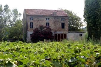 Adjacent farmhouse