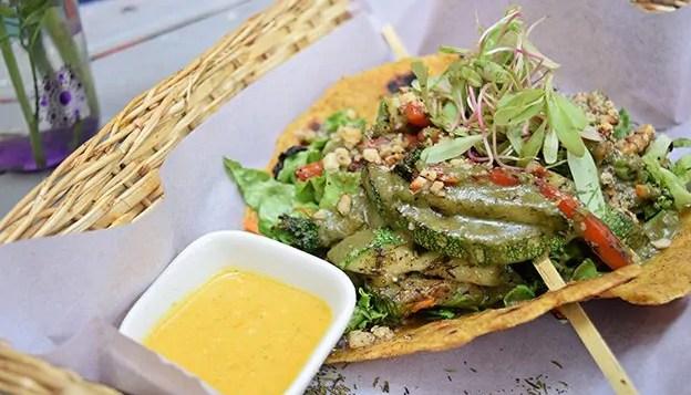 Restaurant Review: El Jardín de Jazmín