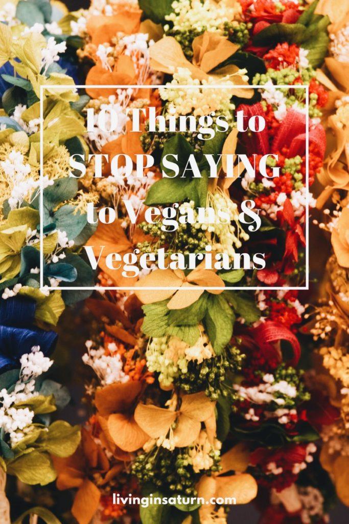 Vegan, vegetarian, plant-based, veggie, pescatarian