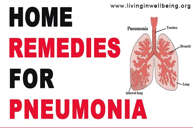Simple Home Remedies For Treating Pneumonia Living In Well