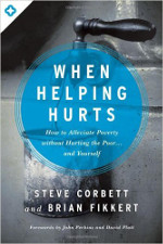 When Helping Hurts book cover