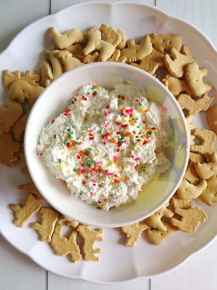 Party Cake Dip Recipe