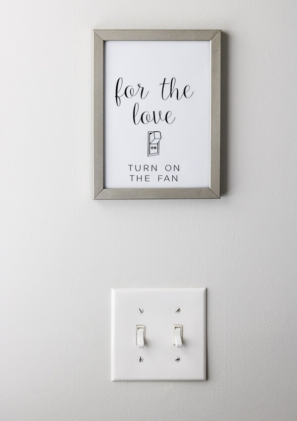 Free Funny Bathroom Sign Printable