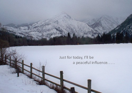 Image result for beauty of nature quote snow