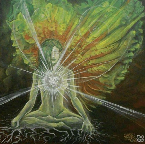 opening the heart chakra