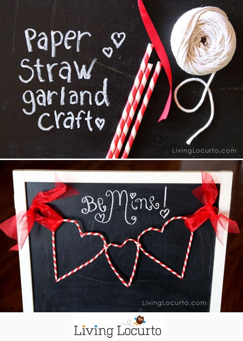Valentines Wall Decor Craft