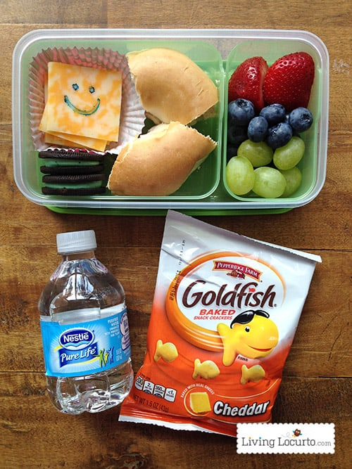 Free Printable School Lunch Box Planner | Back to School ...