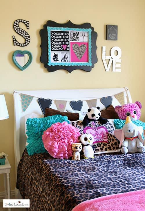 Girl bedroom decorating ideas diy - Cute wall decor ideas ...