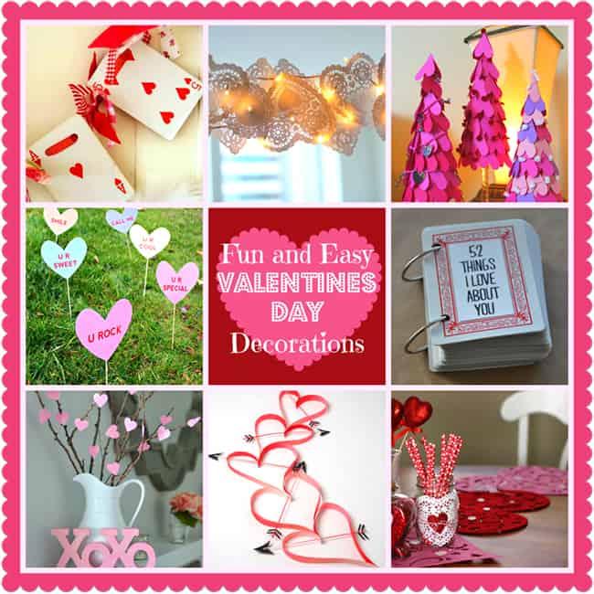 Amazing Easy Homemade Valentine S Day Centerpieces Ideas 63