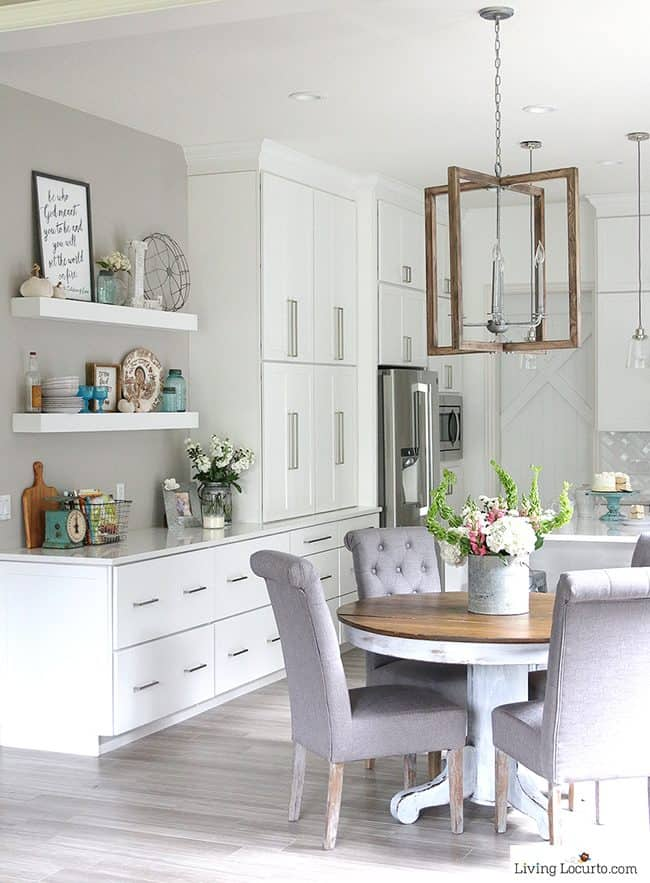 Farmhouse Kitchen Decorating Ideas | 10 Must-Haves for a ... on Farmhouse Kitchen Ideas  id=60029