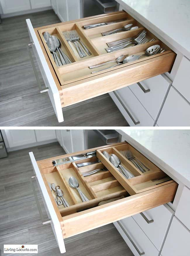 The Most Amazing Kitchen Cabinet Organization Ideas
