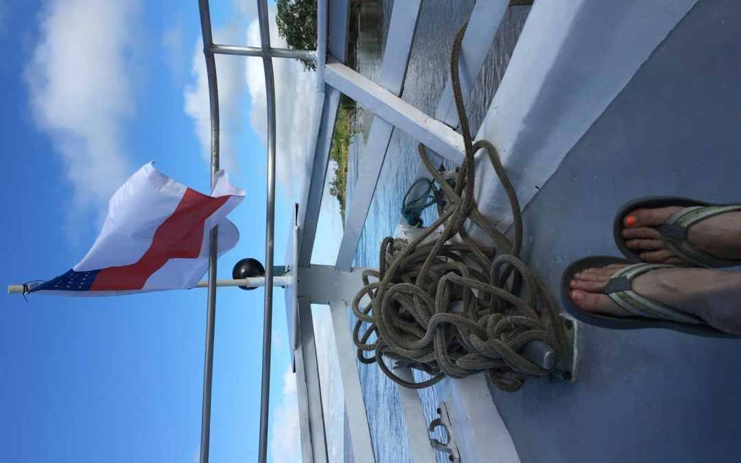 Lessons from the Amazon Part 4 – Get Out of Your Boat