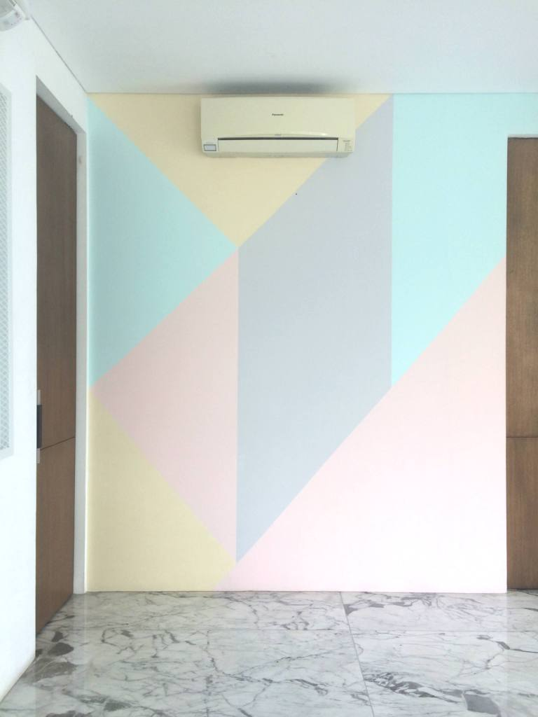DIY-decor-color-block-wall-living-loving-9