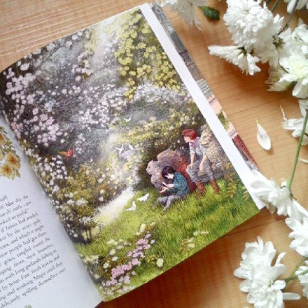 review-children-book-secret-garden-alf-and-lou-living-loving