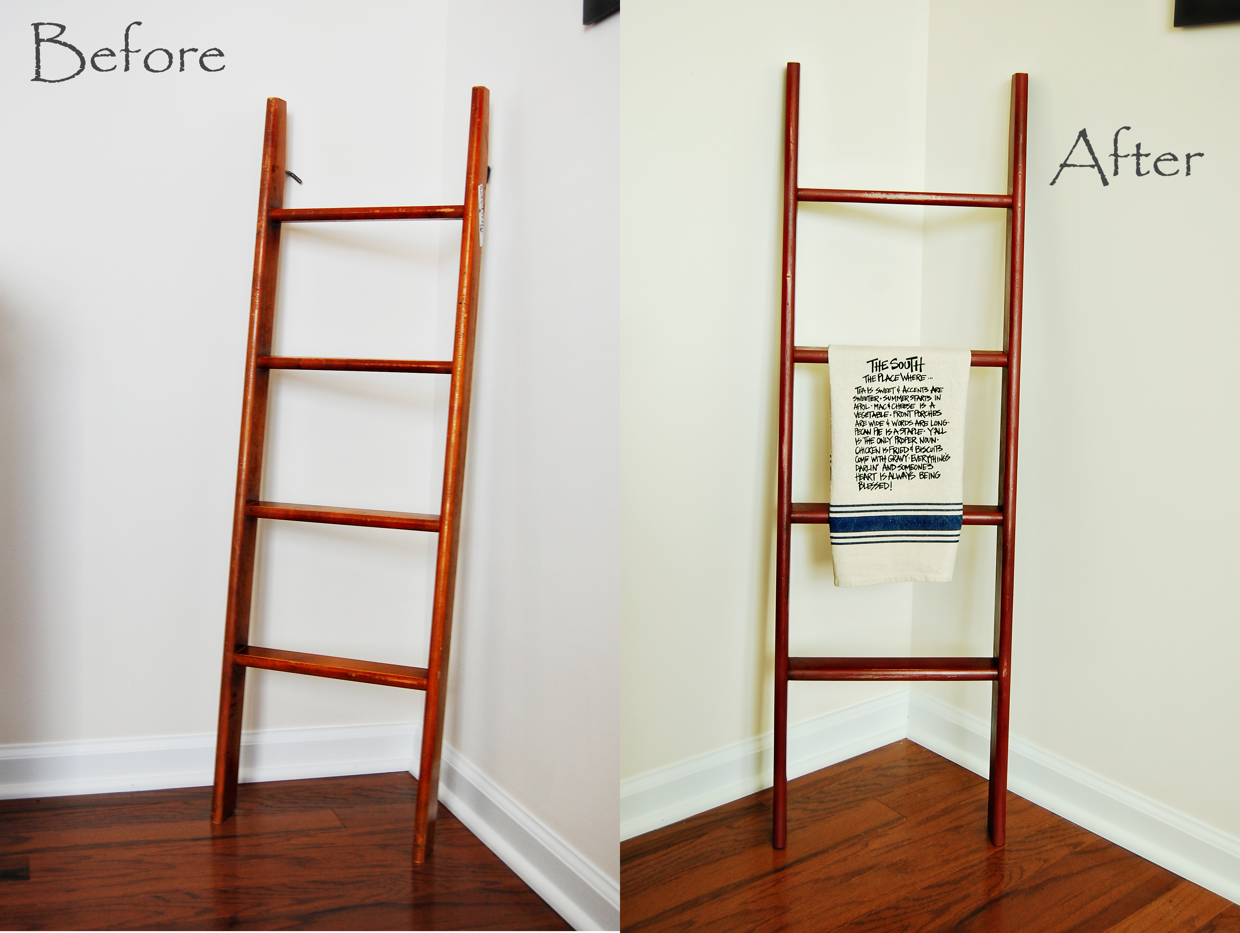 Ladder Refurbished
