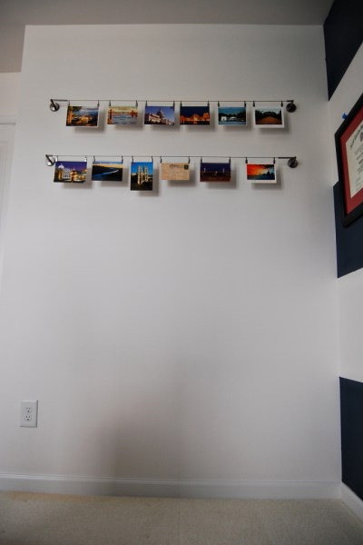 Living on Saltwater Office - Dignitet Hanging