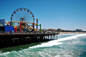Travels to Sunny Southern California