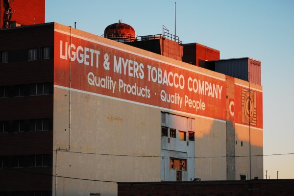 Living on Saltwater - Downtown Durham, NC - Liggett Myers