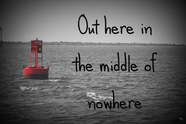Living on Saltwater - Middle of Nowhere