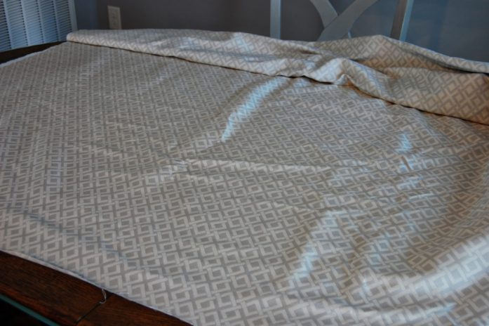 Living on Saltwater - Chair Upholstery Fabric