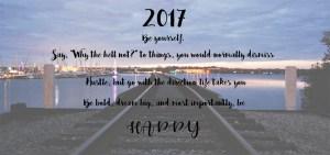 2017: Big Adventures
