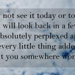 Living on Saltwater - Unanswered Prayers