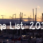 Living on Saltwater - The List 2017