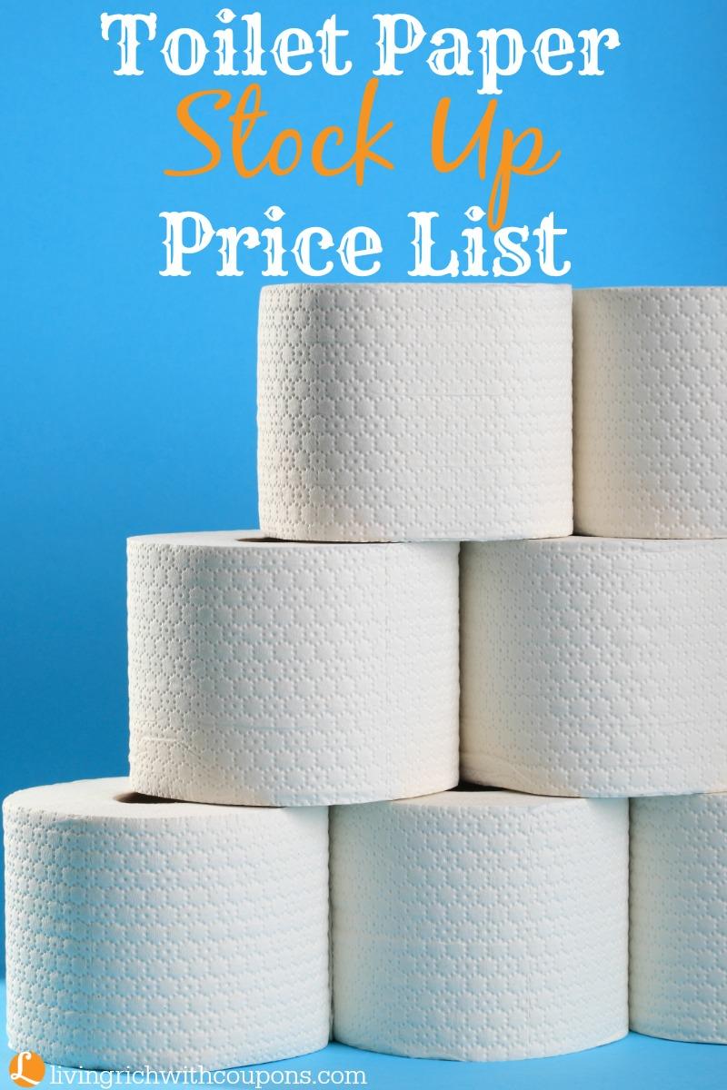 Grocery Store Food Price List