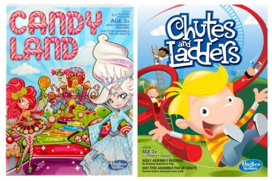 Image result for candyland chutes and ladders
