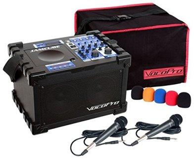 VocoPro JAMCUBE-MC Home Karaoke System