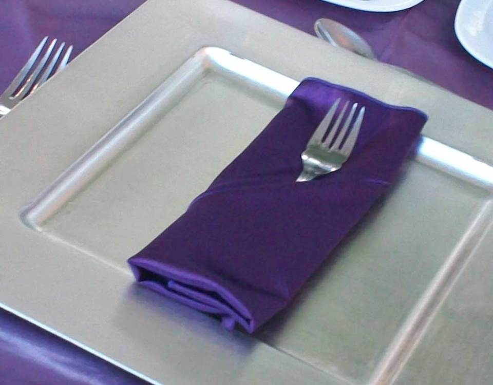 Restaurant Linens - for home use
