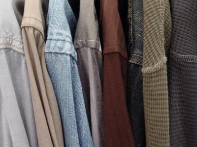 Simple wardrobe